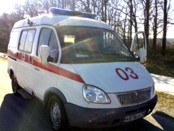 Курская область. В улетевшем в кювет «Фольксвагене» пострадала 8-летняя девочка