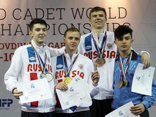Курский рапирист завоевал серебро главенства мира вБолгарии