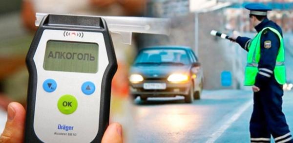 Задержаны 42 водителя, находившихся в состоянии опьянения, девять автомобилистов отказались от прохождения освидетельствования на состояние опьянения.