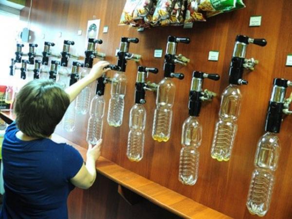 ВКурске оштрафовали магазин за реализацию разливного пива вмногоэтажке