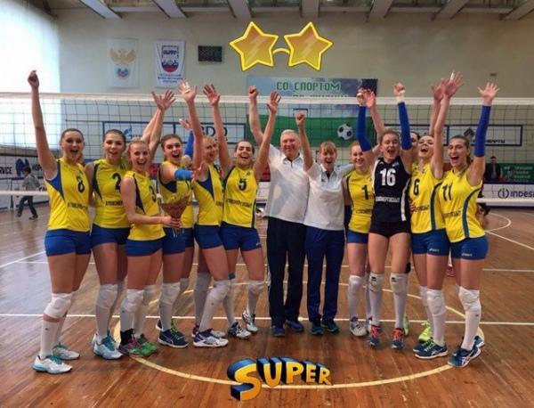 Курский «ЮЗГУ-Политех» взял бронзу чемпионата Российской Федерации