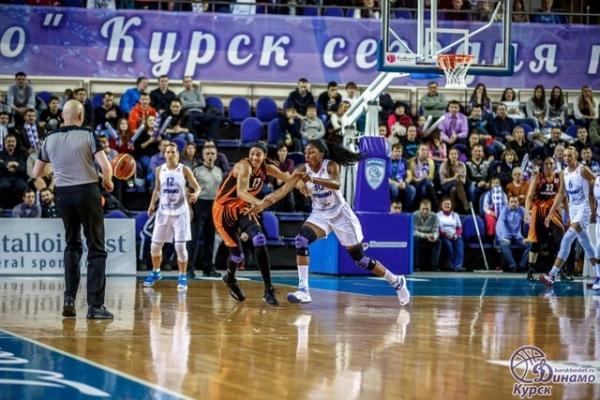 Команда «УГМК» начала финал спобеды