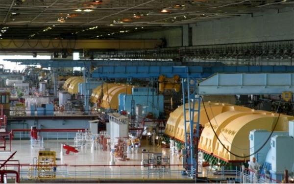 Наремонт останавливают 2-й энергоблок Курской АЭС