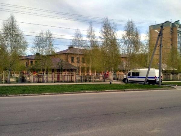 ВКурске вдетском саду отыскали странный предмет. Детей экстренно эвакуировали