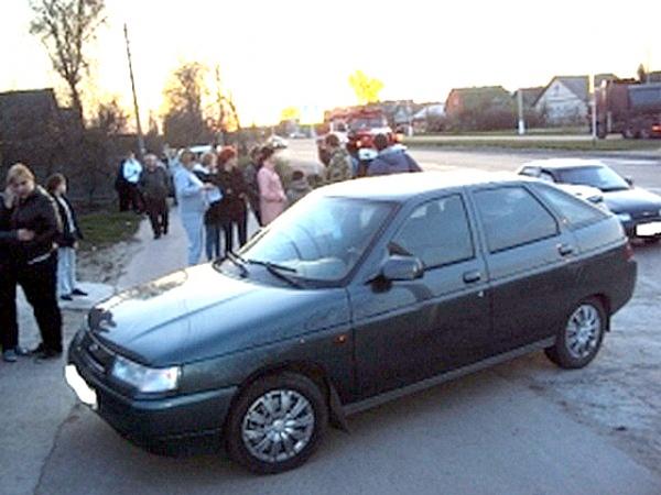 Один из дорожных инцидентов случился в поселке Ворошнево Курского района