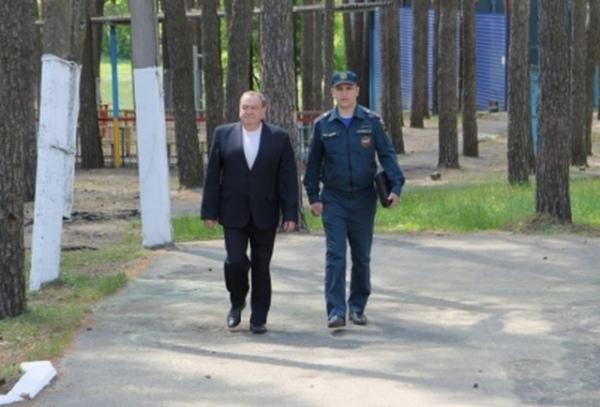 Детские лагеря Тверской области проверили напожарную безопасность