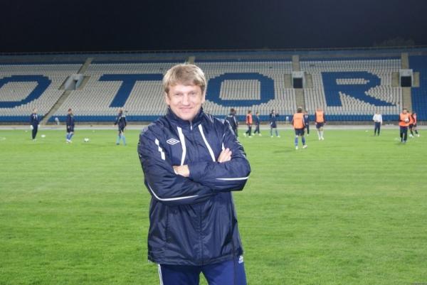 Валерий Есипов назначен основным тренеромФК «Ротор-Волгоград»