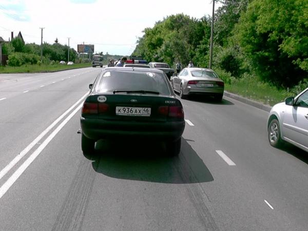 Три человека пострадали в ДТП на Сумской