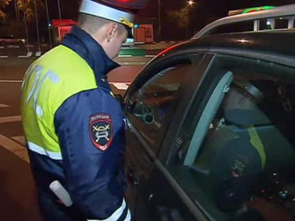 На курских дорогах началась охота на пьяных водителей
