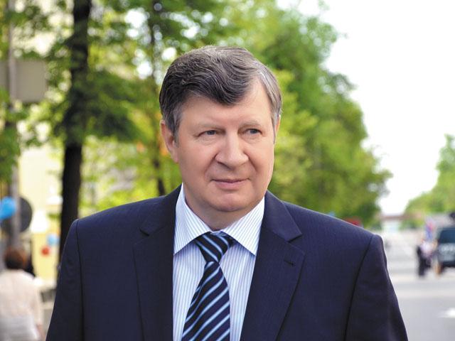 Николая Овчарова выбрали председателем Союза Городов воинской славы