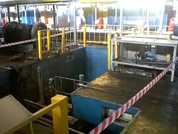 ВКурском локомотивном депо произошел взрыв