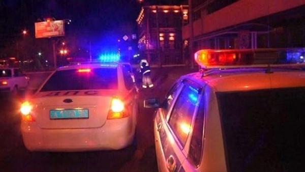 В Курске полицейские устроили погоню со стрельбой за нетрезвым водителем