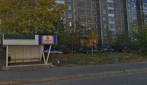 Преступление произошло ночью на улице Крюкова
