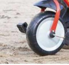 Под Курском подросток на скутере наехал на годовалого малыша