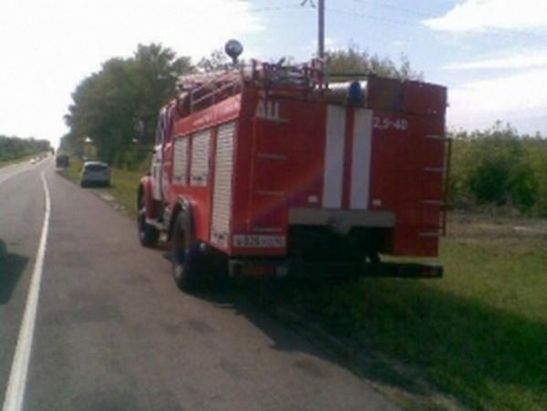 В Курской области столкнулись «Газель» и «Нива», ранен водитель