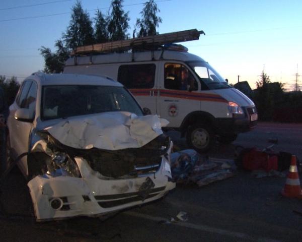 Четверых пострадавших встрашном ДТП под Курском перевели изреанимации