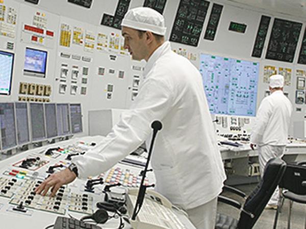НаКурской АЭС отключили 1-й энергоблок