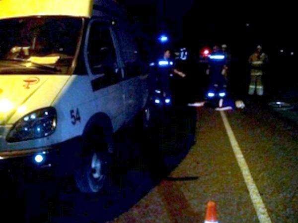 ВКурске шофёр сбил 15-летнюю девушку и убежал