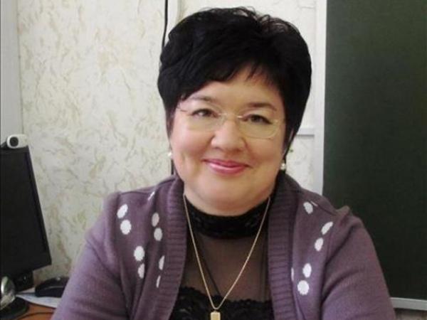 Ольга Валентиновна Любимова, педагог Курской школы-интерната
