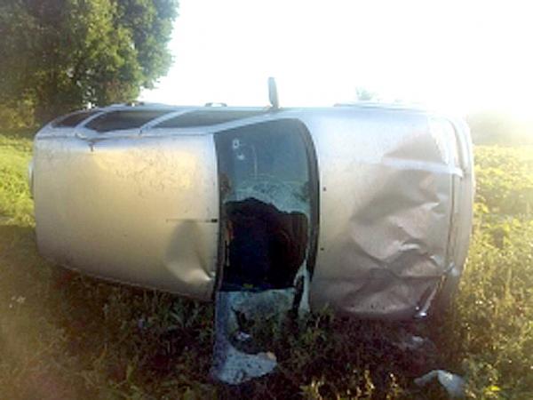 ВМедвенском районе Курской области вДТП погибла 17-летняя девушка