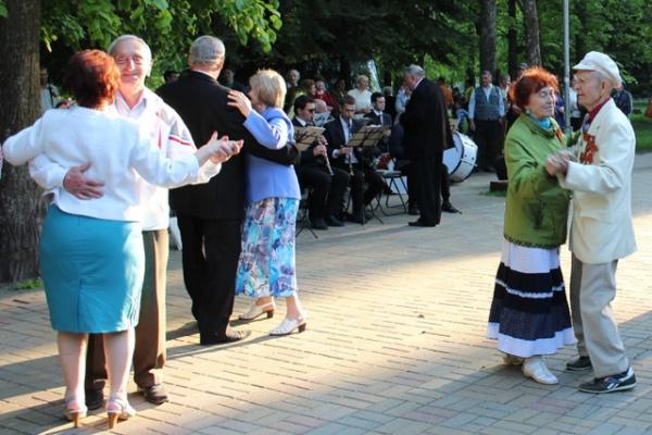 В Курске возобновятся проекты «Субботний вечер» и «Танцующий город»