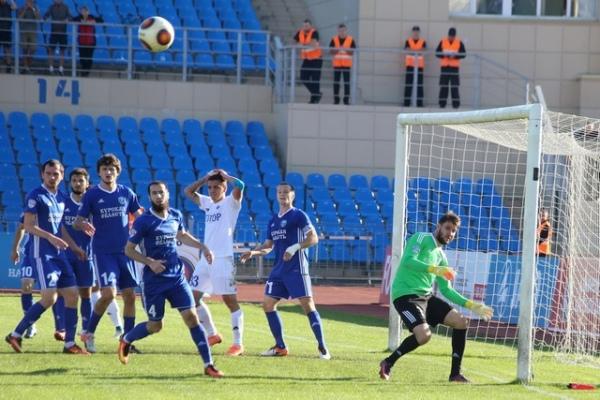 Хасанби Биджиев провел первую тренировку курского «Авангарда»— Кавказ Сегодня