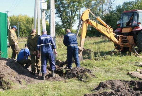 ВКурской области обнаружили 109 снарядов времен ВОВ