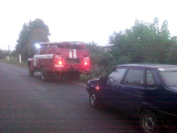 В Глушковском районе 4-летний ребенок погиб под колёсами машины