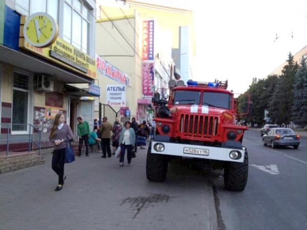 ВКурске говорили о заминировании сразу нескольких зданий