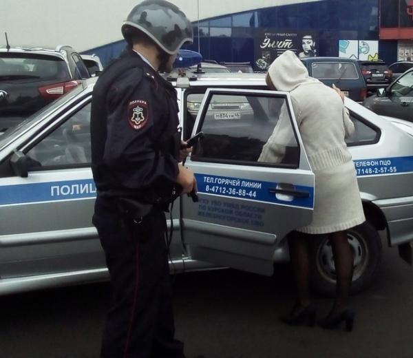 Работники Росгвардии задержали магазинного вора икурянку, находившуюся врозыске закражи