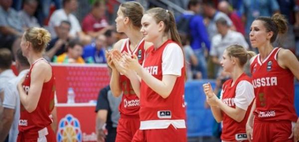 В сборную России по баскетболу вызвали четырех «динамовок» из Курска