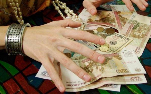 Под Орлом пенсионерка отдала мошеннице 10 тыс. заснятие порчи