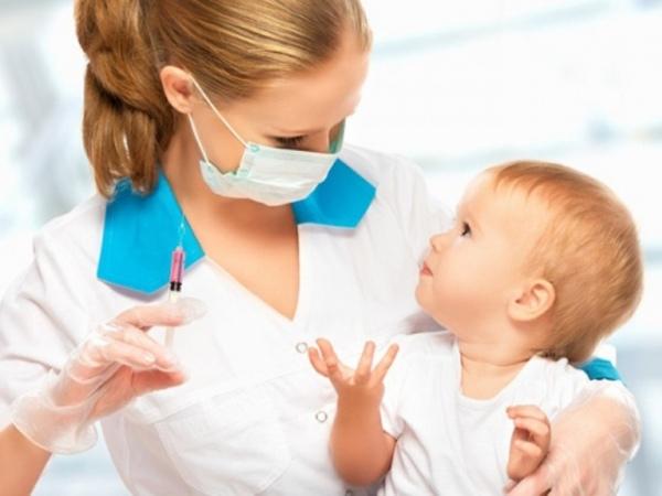 Вкурских детских поликлиниках нет вакцины отполиомиелита