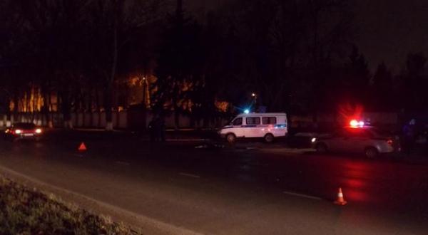 В Курске ВАЗ на переходе насмерть сбил мужчину