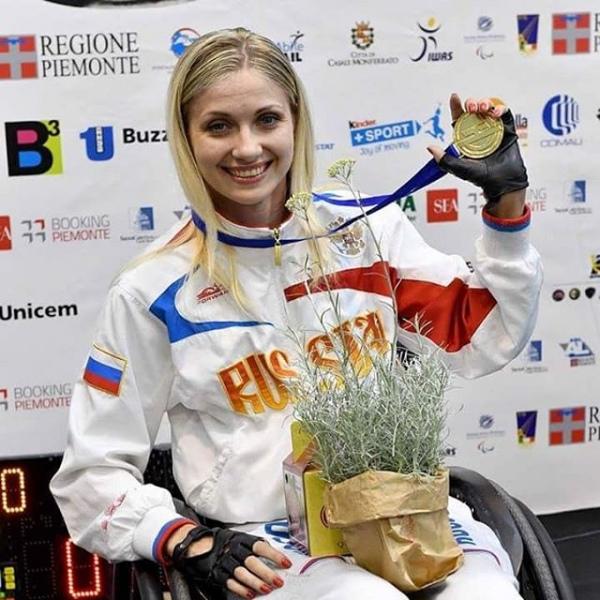 Анна Гладилина завоевала бронзу чемпионата мира по фехтованию