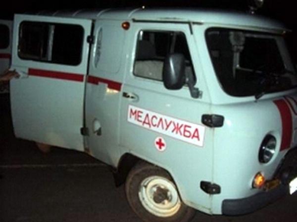 ДТП произошло ночью на улице 1-й Щигровской
