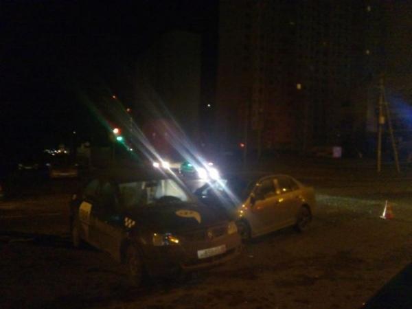Курск. ВДТП напроспекте Вячеслава Клыкова пострадали двое