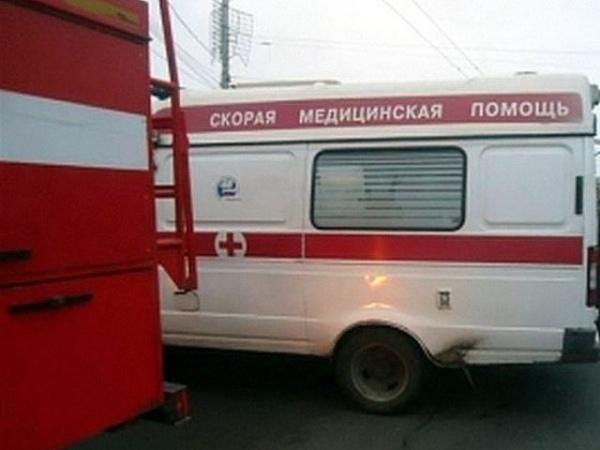 В Курске иномарка сбила девушку на «зебре»
