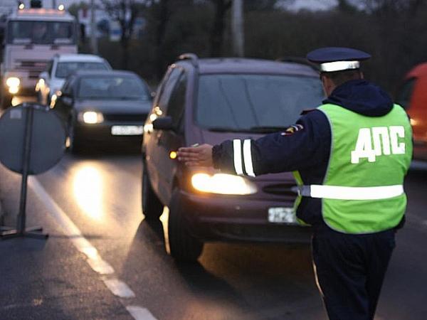 На курских дорогах начинаются проверки автомобилистов на трезвость