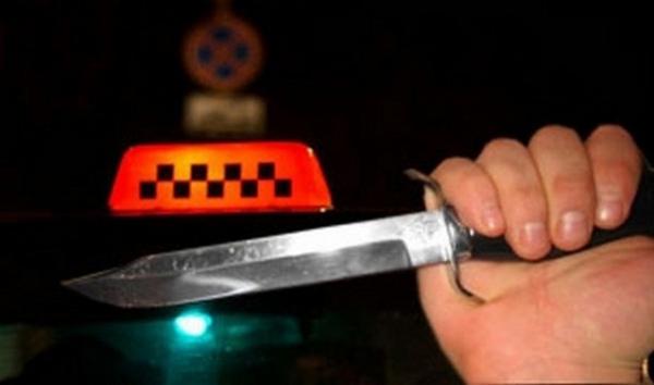 В Железногорске пассажиры отобрали у таксиста машину