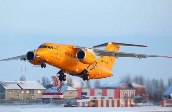 В январе откроют новые авиарейсы из Курска в Москву и Петербург