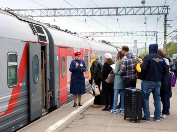 Курск и Старый Оскол свяжет экспериментальный поезд
