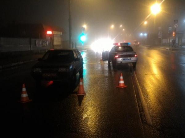 В выходные на курских дорогах пострадали 5 пешеходов