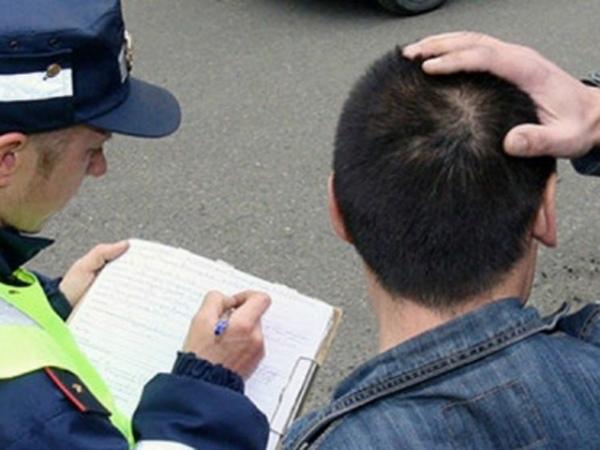 ВЩиграх шофёр пытался подкупить инспектора ГИБДД