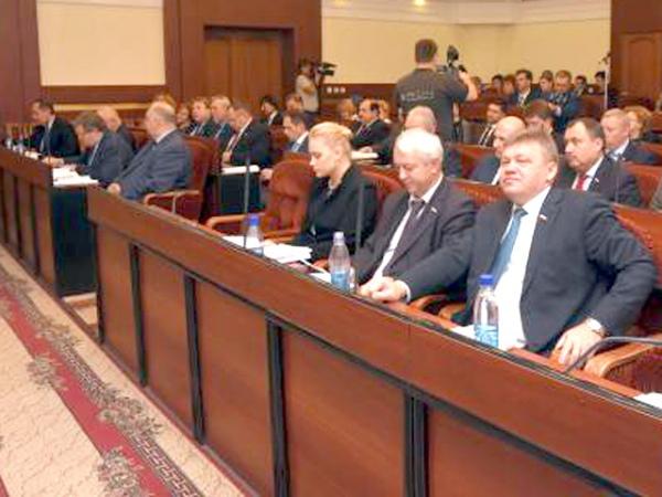 На6 млрд.  увеличился бюджет Курской области