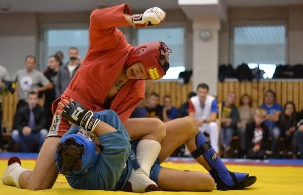 Курск примет турнир по боевому самбо