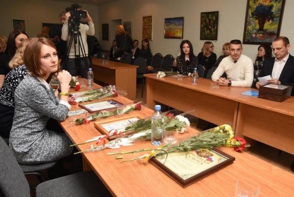 Курских журналистов поздравили с Днем печати