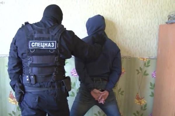В Курске задержана целую группу наркоторговцев
