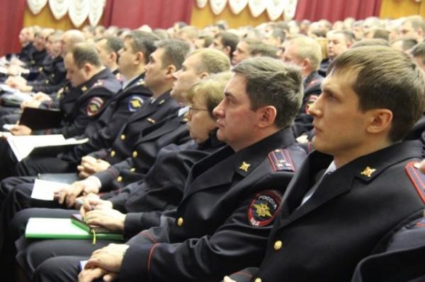 Курские полицейские раскрыли за год более 8 тысяч преступлений