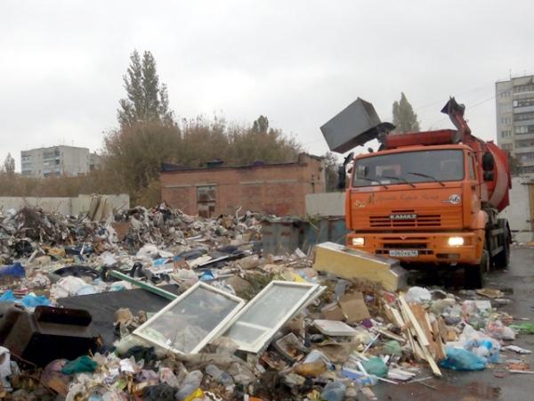 К апрелю в Курской области утвердят новые тарифы на вывоз мусора
